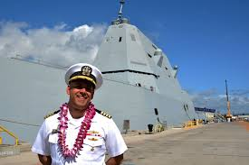 First of Navy's newest class of destroyers makes inaugural visit to Hawaii  - Stripes