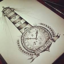 эскизы часы татуировка 1 часы компас эскизы татуировки тату