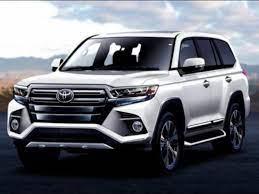 2022 Toyota LandCruiser 300 Series will ...