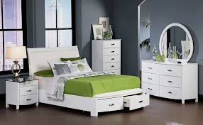 platform bedroom set with storage carlisle
