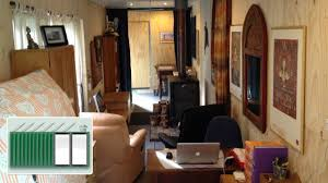 Shipping Container house -- Two years living in shipping containers  (review) - YouTube