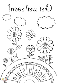 Get Well Soon Coloring Pages Mped Get Well Soon Coloring Page Free