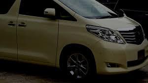 TOYOTA ALPHARD INDIA    toyota luxury 7 seater car    - YouTube