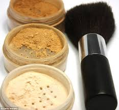 mineral goodness experts say light mineral makeup is the best alternative for those wanting to