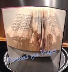 book folding pattern for the new york landmarks