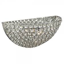 next wall lighting. Fine Wall Searchlight Chantilly Light Wall With Clear Crystal Buttons 6161CC To Next Lighting S