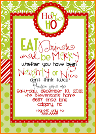 Party Invite Templates Free 24 Free Christmas Party Invitation Templates Ledger Review 8