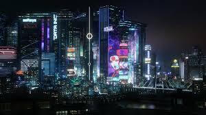 Night City, Cyberpunk 2077 [3840x2160 ...