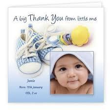 Baby Boy Thank You Cards Baby Thankyou Rome Fontanacountryinn Com