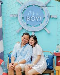 Early life[ bea alonzo was born on october 17, 1987 in the philippines.1 her father is british, and her mother is a filipina. In Photos Bea Alonzo Throws Nautical Themed Baby Shower For Sister In Law Star Cinema