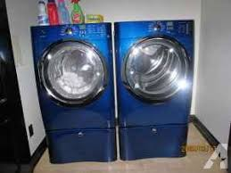 colored washer and dryer. Contemporary Washer Washer U0026 Dryer Electrolux Medtran Blue Color  1350 To Colored And Dryer C