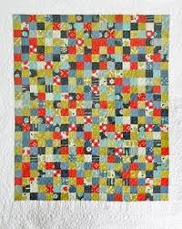 String of Pearls Quilt Pattern by Christa Watson of Christa Quilts ... & Freshly Pieced: Back-To-School Quilt for Machine Quilting With Style Blog  Hop Adamdwight.com