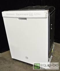 kenmore elite dishwasher. kenmore elite white dishwasher | dtkc upstairs premiere appliance auction round 2! equip-bid t
