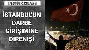 15 Temmuz Darbe Girişimi... Adım adım İstanbul direnişi | Özel Dosya - 15  Temmuz 2020 - YouTube