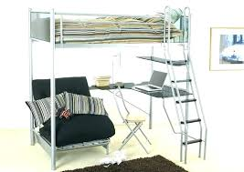 loft bed with sofa small beds large size of queen bunk desk couch loft bed with sofa