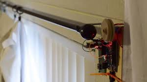 arduino automatic curtain puller exceptional automatic dry system 4 electric curtain rod