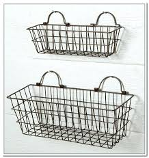 wall storage baskets wall hanging wire baskets the wire storage baskets home design ideas for hanging wall storage baskets