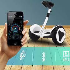 Video xe cân bằng 2 bánh, có tay cầm, kết nối bluetooth và có APP để cái  đặt, xe điện cân bằng, xe tu can bang, xe tự cân bằng