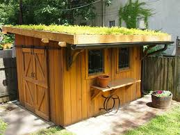 Small Picture 8 She Shed Design Ideas With Staying Power Living roofs Sliding