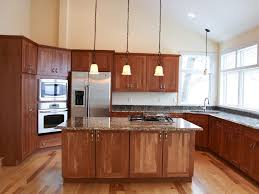 Light Cherry Kitchen Cabinets Home Furniture Design Cherry Kitchen