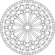 Small Picture Mandala Coloring Pages Mandala Coloring pages of PagesToColoring