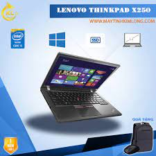Laptop Lenovo ThinkPad X250 Core i5 5300U/4GB/SSD 128GB