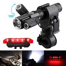 Usb Bicycle Light Set Details About Usb Rechargeable Led Bike Lights Set Headlight Taillight Caution Bicycle Lights