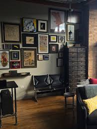 Industrial Office Design Ideas Gorgeous Loft Industrial Interior Design Industrial Chic Eclectic Industrial