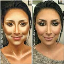 cheek contour before and after. enjoy girls 😎 cheek contour before and after g