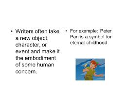 symbolism layers of meaning ppt  9 writers