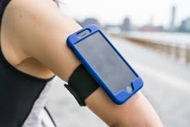 Image result for armband phone carrier