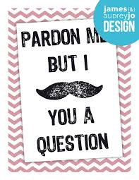 i mustache you a question printable james and audrey jo design pardon me but i mustache you a question print pink