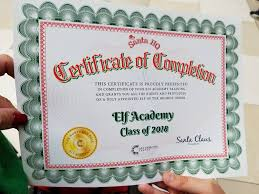 These honorary elf certificates make excellent gifts or keepsakes. Hgtv S Santa Hq Is At The Los Cerritos Center Macaroni Kid Jurupa Valley Eastvale