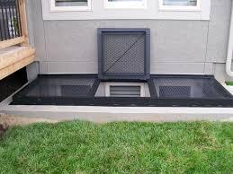 basement egress doors. Basement Egress Windows Cover Doors Ideas Image Of Black
