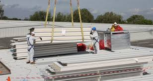 asbestos in your roof what are the risks