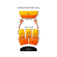 Charleston City Music Hall Seating Chart Charleston Christmas Special Charleston Tickets 12 14 2019