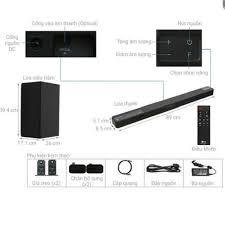 Loa Thanh Soundbar LG SL4 2.1 - 300W - Giá Rẻ - Chính Hãng chính hãng  1,950,000đ