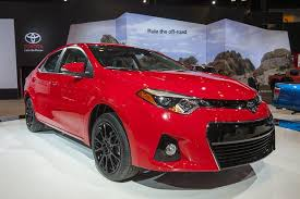 2016 corolla special edition. Brilliant 2016 2016 Toyota Corolla Special Edition Chicago Auto Show Featured Image Large  Thumb6 Throughout Edition O