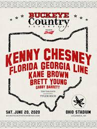 Bayou Country Superfest Seating Chart 2016 Buckeye Country Superfest