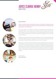 Hair Designer Cover Letter Sarahepps Com