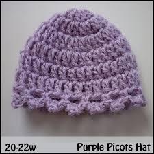 Crochet Preemie Hat Pattern Adorable Mamma That Makes Preemie Patterns