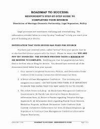 Fake Divorce Papers Printable Fake Hospital Discharge Papers New Print Divorce Papers 21