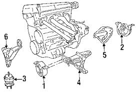 parts com® saab 900 engine trans mounting oem parts 1995 saab 900 se v6 2 5 liter gas engine trans mounting