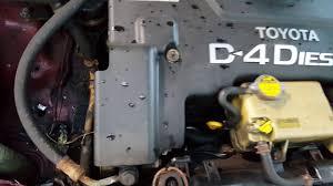 2002) Toyota Avensis 2.0 Diesel 16v Manual (Engine Code - 1CD-FTV ...