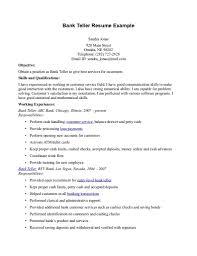 Personal Banker Resume Templates Resume Format Of Banker For Personal Banker Converza Co Cover 49