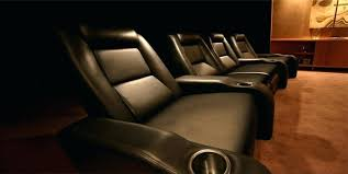 Recliner Movie Chairs Decoration Home Theater Seating Custom Elite Intended For Chair