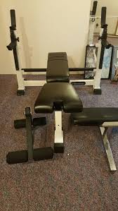 nautilus weight bench attachments in federal way wa offerup