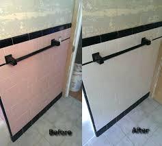 cost to reglaze bathroom tile tile refinishing a 1 cost reglaze bathroom tile