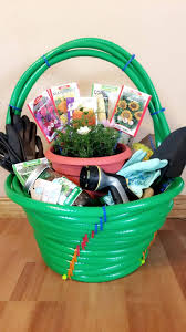 garden basket ideas themed silent auction gift baskets in 2018