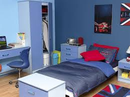 boys blue bedroom. Inspiration Idea Boys Bedroom Ottawa High Gloss Blue Piece Furniture